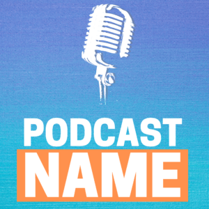 Podcast cover graphic